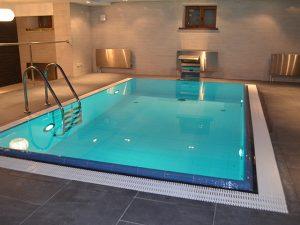 акриловый бассейн заказать в Москве